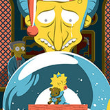 Rosebud by Florey | The Simpsons