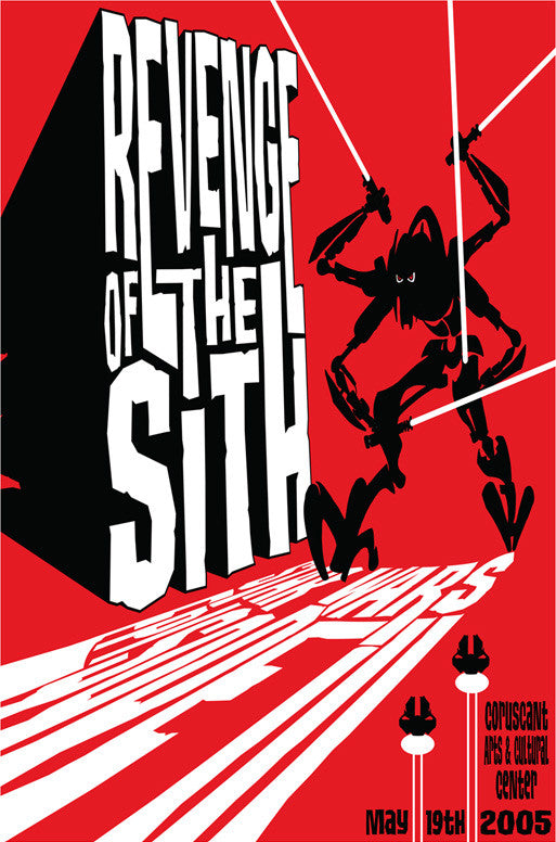 Revenge Of The Sith By James Silvani Dark Ink