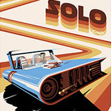 Solo Drift by Steve Thomas | Star Wars Comic-Con 2018 New Release