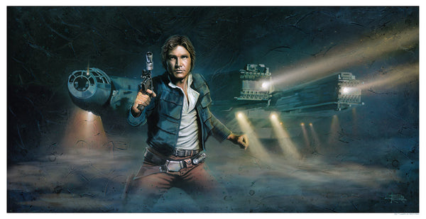 Star Wars Solo by Brian Rood
