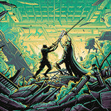 """Something to Fight For"" Variant by Dan Mumford 