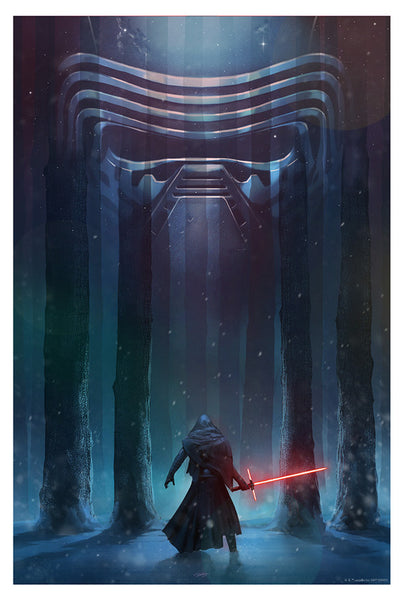 Student of Darkness by Andy Fairhurst