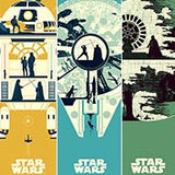 Trilogy Set of Three by Matt Ferguson | Star Wars