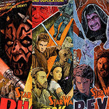 Prequel Trilogy Set by J.J. Lendl | Star Wars thumb