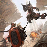 Scavenger Scrap by Jake Murray | Star Wars Celebration Orlando