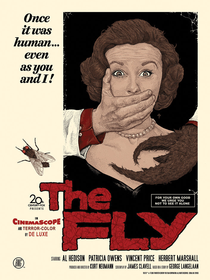 The Fly by Timothy Pittides | The Fly (classic)