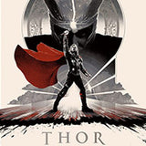 Thor variant by Matt Ferguson | Marvel