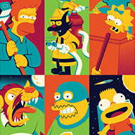 """Treehouse of Horror"" (3)"