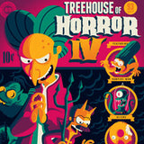 Treehouse of Horror IV variant by Tom Whalen | The Simpsons