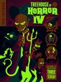 Treehouse of Horror IV variant by Tom Whalen GID | The Simpsons