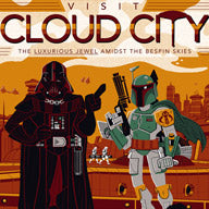 """Visit Cloud City"""