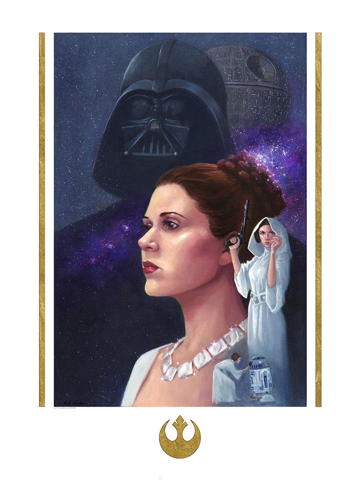 The Last Princess of Alderaan by Kayla Woodside