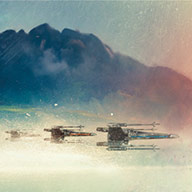 """X-Wings at Twilight"""