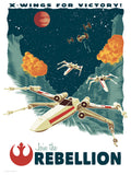 X-Wings for Victory by Brian Miller | Star Wars