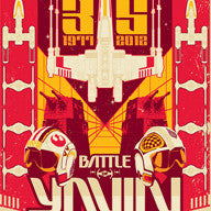 """Battle of Yavin"""