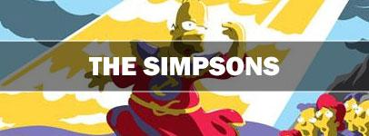 The Simpsons artwork
