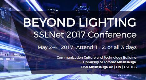 SSLNet Conference Beyond Lighting 2017