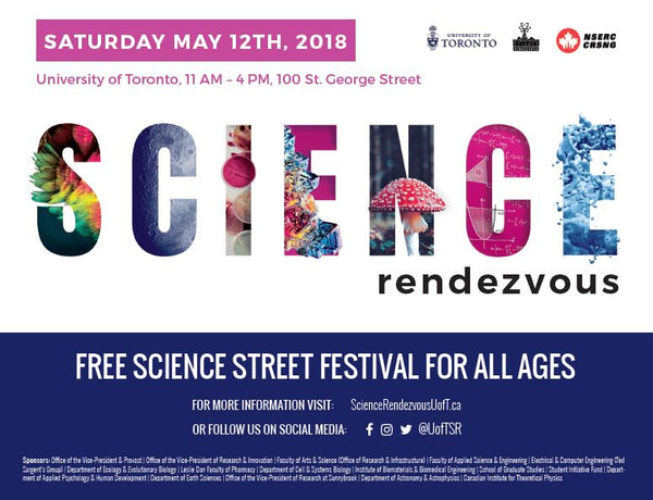 Science Rendezvous Street Festival 2018