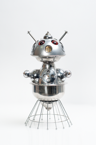 "#Sold ""Bug Bot"" by Graham Shaw"