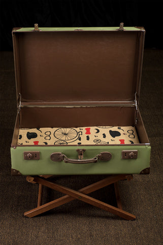 """Monopoly Standard Suitcase"" by Ian Henery"
