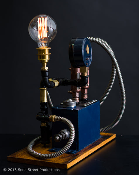 """Madison Kipp Oiler light no.160"" by Rob Sanders"