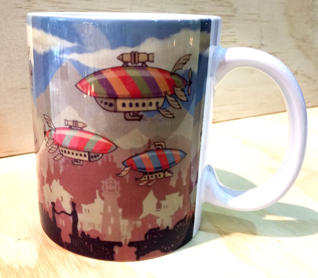 #sold Art Mug by Graham Shaw