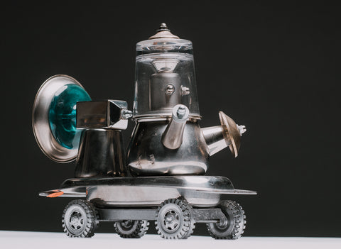 """Space Rover"" by Graham Shaw"