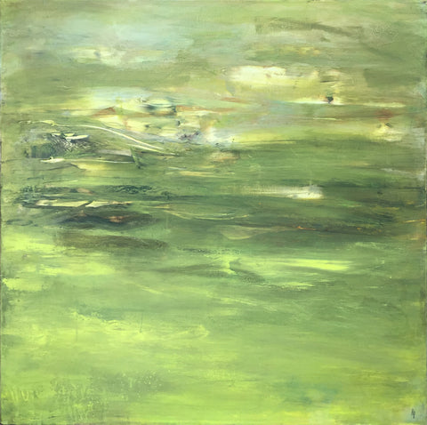 """Green Chartreuse"" by Helene Hardy"