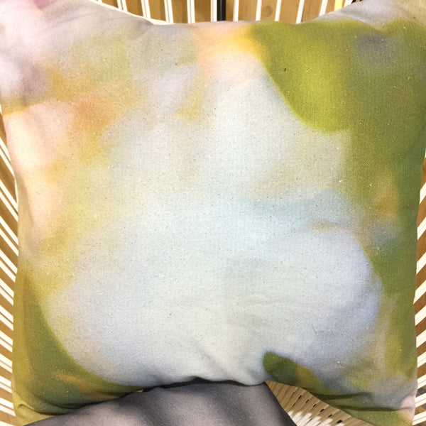 "#Sale #Item ""Organic Digital"" Print Cushion (Spring) by Milly Pearce"