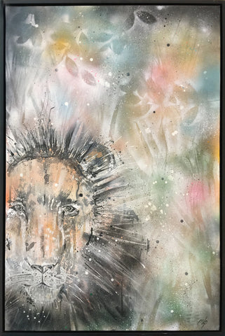 """Lion Nights"" by Milly Pearce"