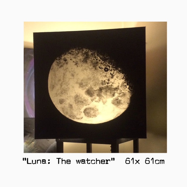 """Luna the Watcher"" by Paul Brullo"