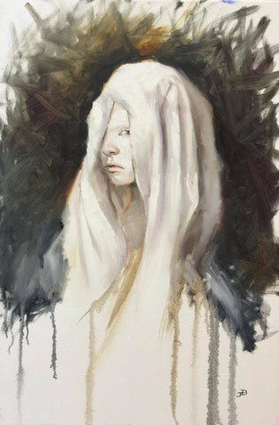 """The White Veil"" by James Dean"