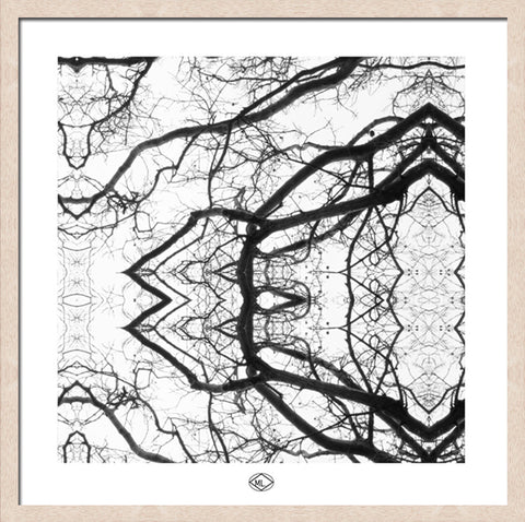"#Sale #Item ""Mirrored Branches"" by Milly Pearce"