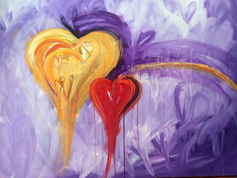 """Hearts In Motion"" by Samantha Tipler"