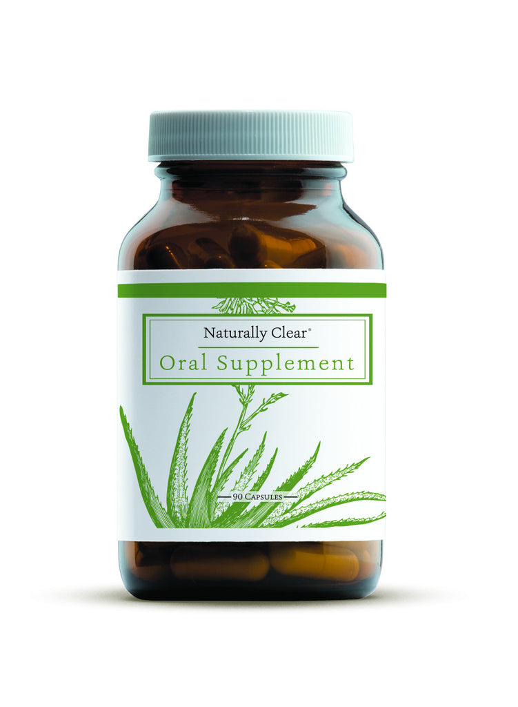 Naturally Clear Oral Supplement (90 caps)