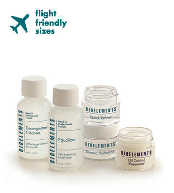 Travel Light for Very Oily, Oily Skin