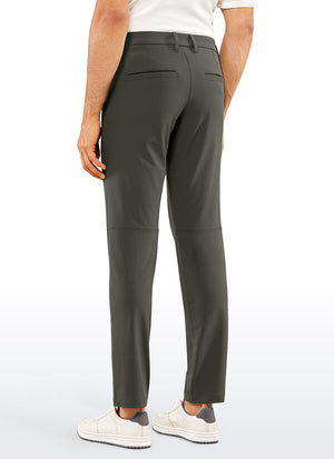 Men's Stretch Quick Dry Pants with Pockets 32''