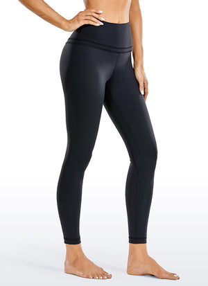"Naked Feeling I Leggings 25"" - Double Waistseam"