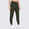 Feathery-Fit & Drawstring Jogger with Pocket