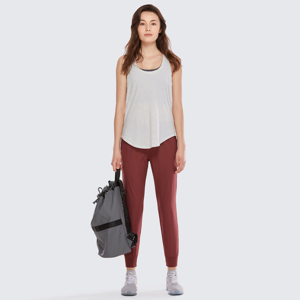 Relaxed and Dry & Drawstring Jogger with Pocket