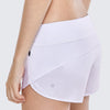 Sports Running Shorts with Zip Pocket 2.5''
