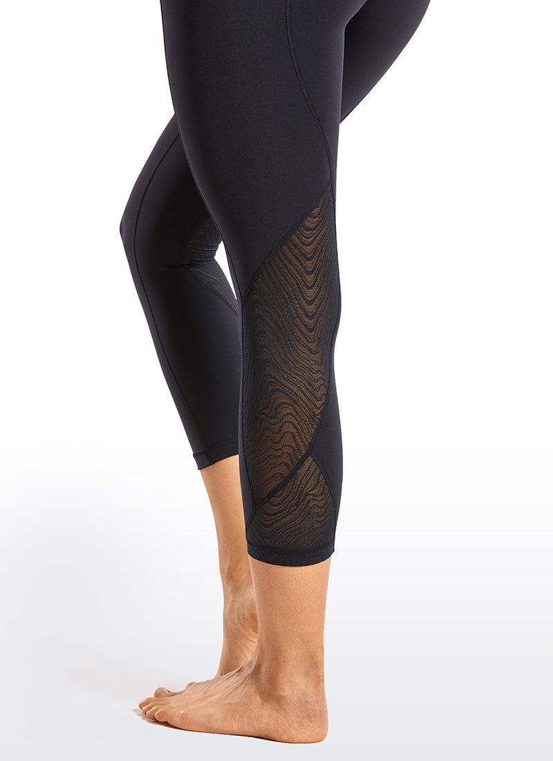 Naked Feeling I Yoga Pants with Pocket 21'' - CRZ YOGA