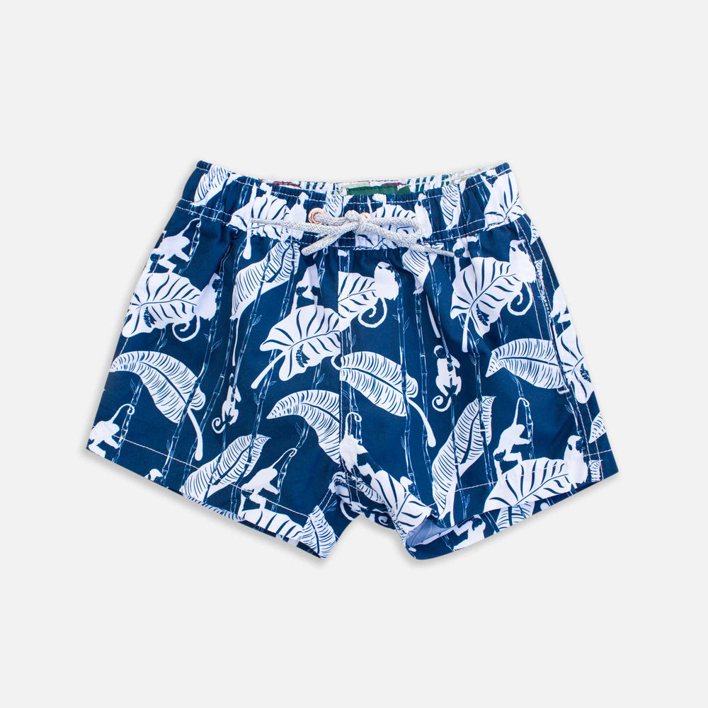 Boys Trunk - Boys Bamboo Swim Trunks