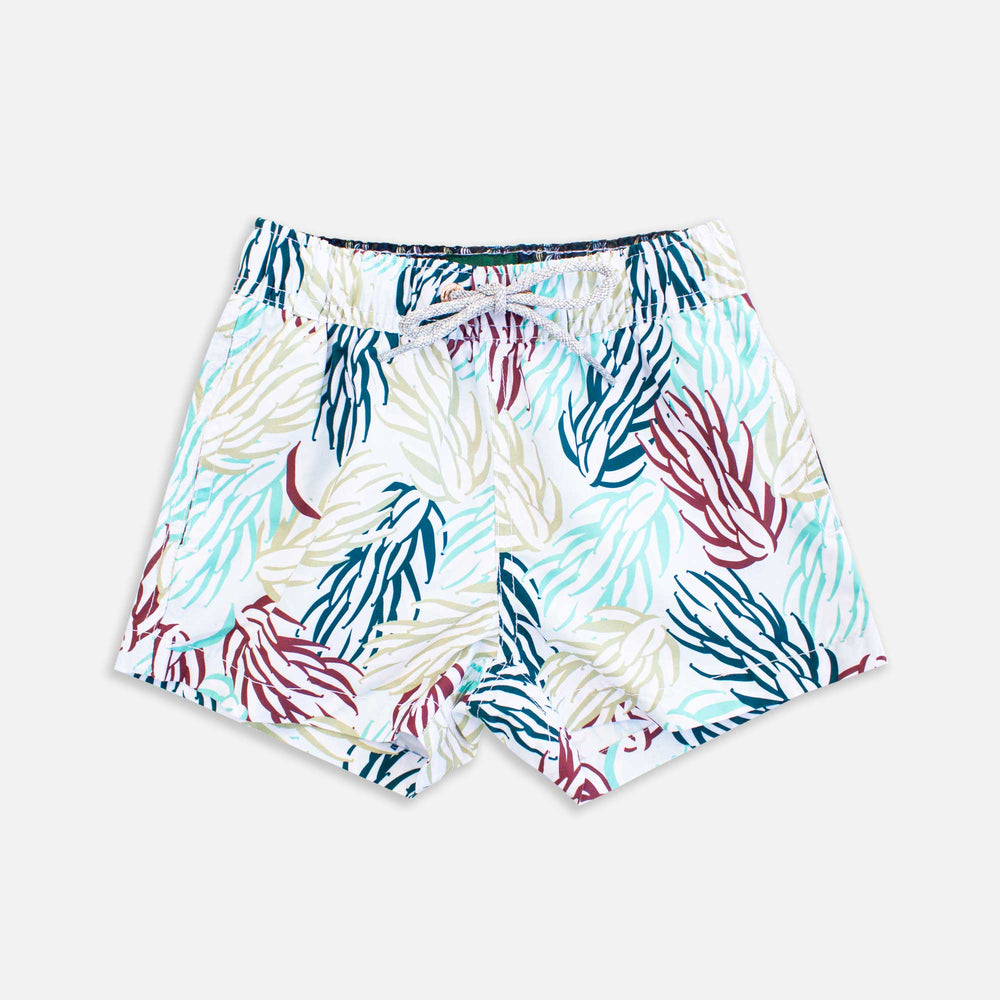 Boys Trunk - Boys Caribe Swim Trunks