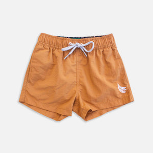 Load image into Gallery viewer, Boys Trunk - Boys Crinkle Nylon Swim Trunks