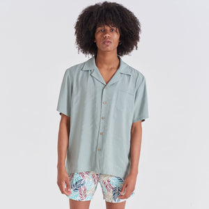 Load image into Gallery viewer, Camp Collar - Mist Camp-Collar Shirt