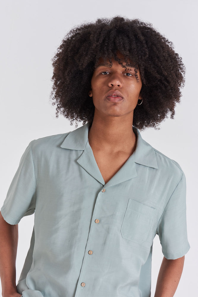 Load image into Gallery viewer, Camp-Collar Shirt