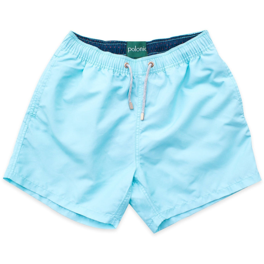 Classic - Aqua Swim Trunks