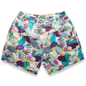 Load image into Gallery viewer, Classic - Bananza Swim Trunks