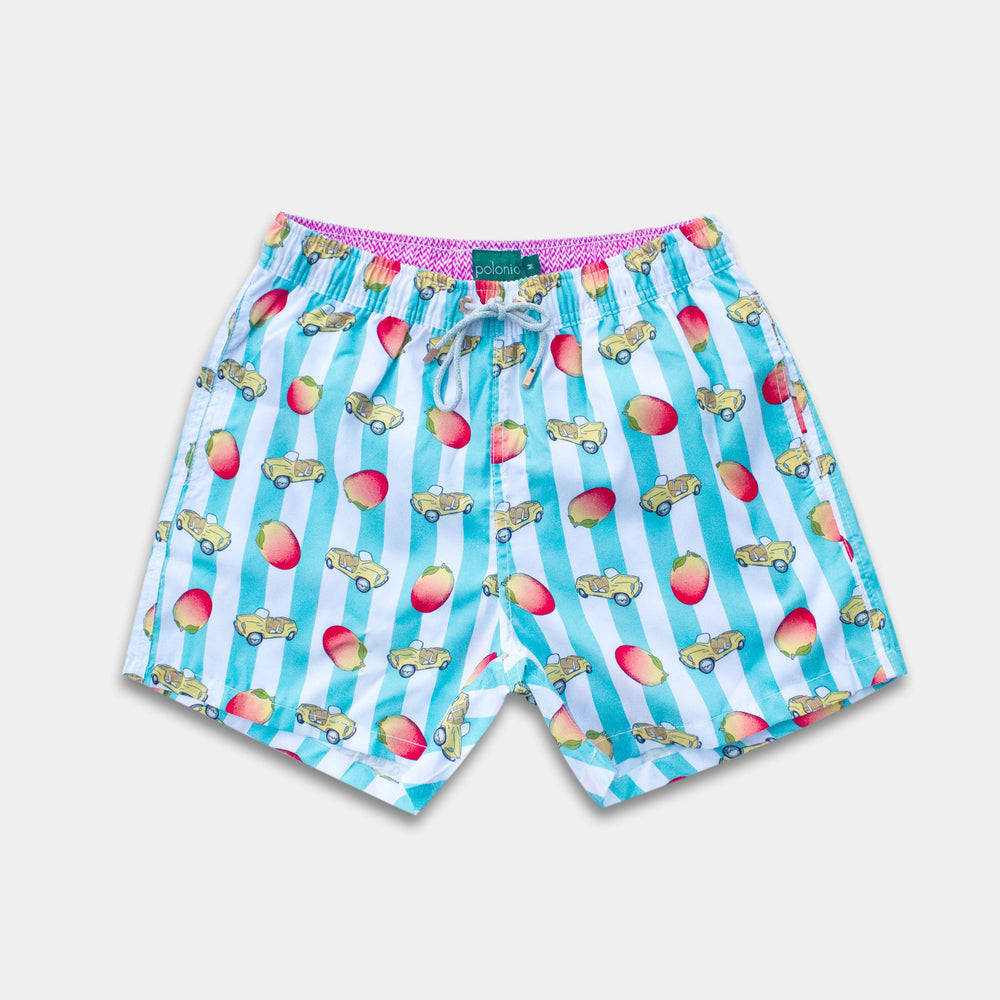 Classic - Beach Buggy Swim Trunks